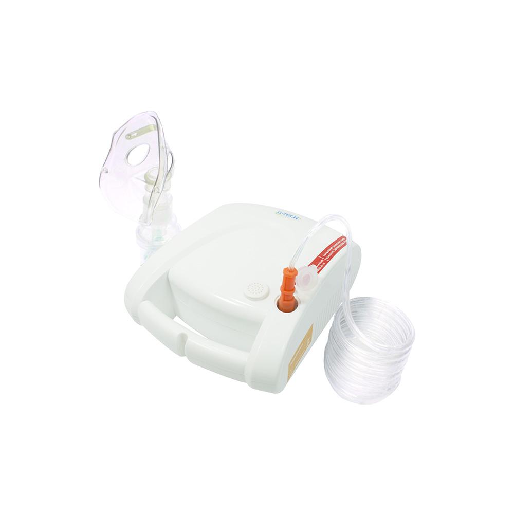 Inalador e nebulizador NEBCOM V G-Tech – Branco