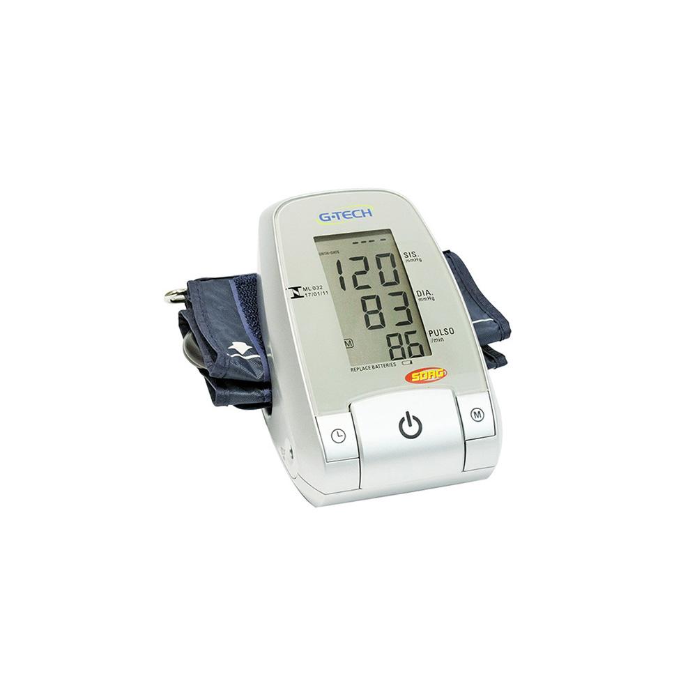 5135cf800 Aparelho de pressão digital automático de braço MA100 G-Tech