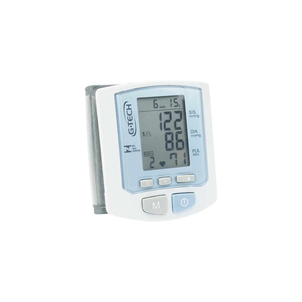 Aparelho de pressão digital de pulso RW450 G-Tech